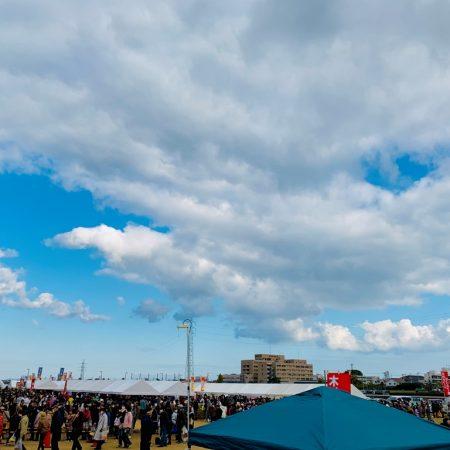 木村チェーン チャリティー祭 イベント設営例